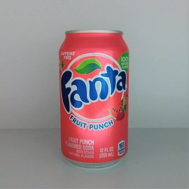 Fanta Fanta Fruit Punch