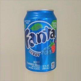 Coca Cola Fanta Berry