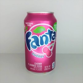 Fanta Fanta Cherry 12er Set