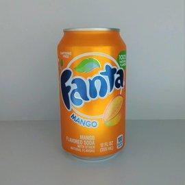 Fanta Fanta Mango 12er Set