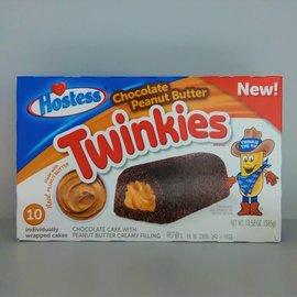 Hostess Twinkies Chocolate Peanut Butter 10er Box