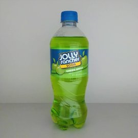 Jolly Rancher Jolly Rancher Soda Green Apple