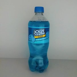 Jolly Rancher Jolly Rancher Soda Blue Raspberry