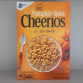 General Mills General Mills Cheerios Pumpkin Spice