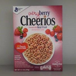General Mills General Mills Cheerios Very Berry