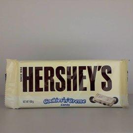 Hershey's Hersheys Cookies N Creme 100 g Tafel