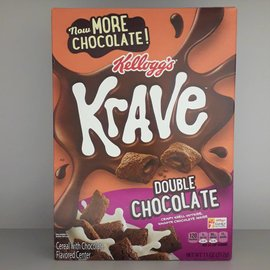 Kellogs Kellogs Krave Double Chocolate