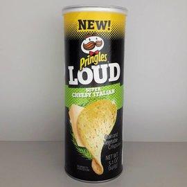 Pringles Pringles Loud Super Cheesy Italian