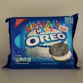 Nabisco Oreo Birthday Cake Cookies Orginal