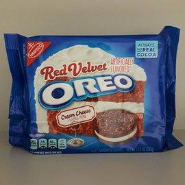 Nabisco Oreo Red Velvet Cookies