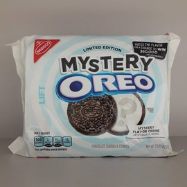 Nabisco Oreo Mystery Cookies Limited Edition