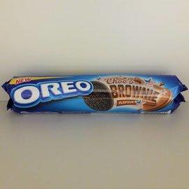 Nabisco Oreo Choco Brownie Cookies Rolle