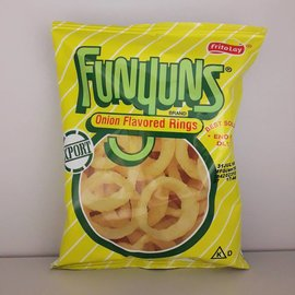 Frito-Lay Funyuns Onion Flavored Rings