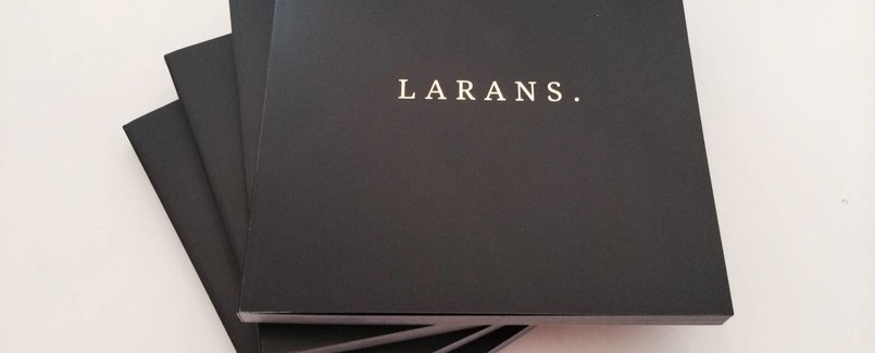 Download here the Larans Digital Catalogue 2015