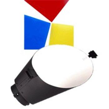 Walimex Achtergrondreflector K&DS series+Filter