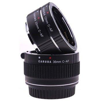 Caruba Caruba Tussenring set Canon Chroom