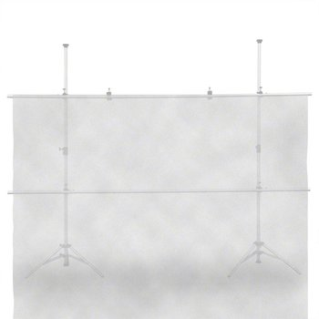 Walimex Diffuser Doek Transparant, 300x300cm
