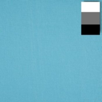 Walimex Cloth Backgr. 2,85x6m, river blue