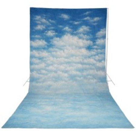 Walimex pro Motif Cloth Background 'Heaven', 3x6m