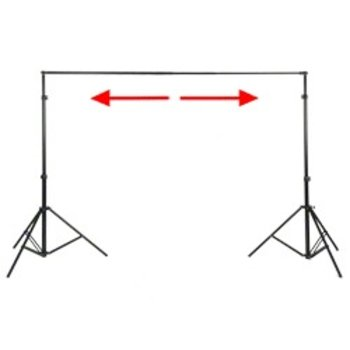 Walimex XXL Background System, 190-465cm