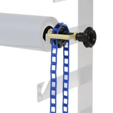 Walimex Background Expan + Chain & Weight, blue