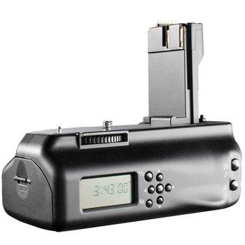 Aputure LCD Batterijgrip BP-E2 II voor Canon II
