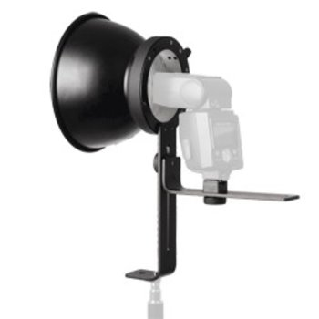 Walimex Compact Flash Holder w. Standard Reflector