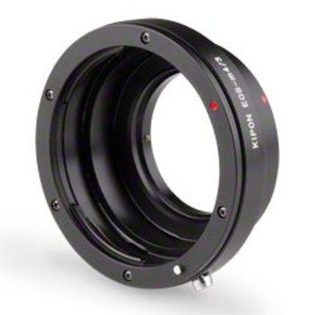 Walimex Adapter Canon voor Micro 4/3 Aansluiting
