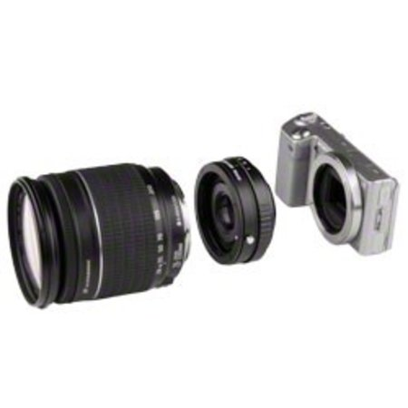 Walimex Adapter Canon EF to Sony NEX Aperture