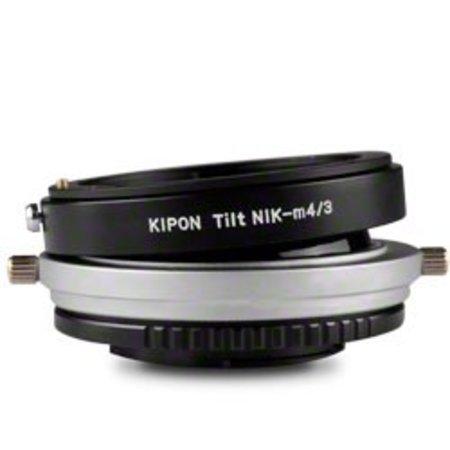 Walimex Tilt Adapter Nikon to Micro 4/3
