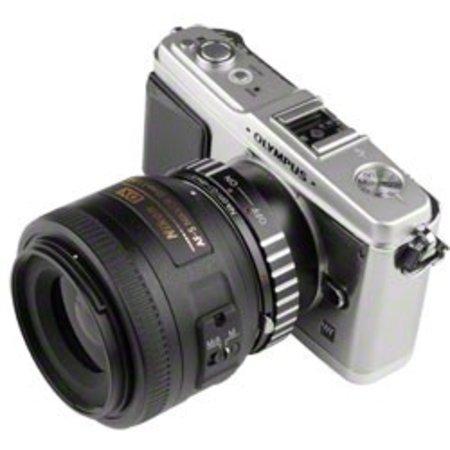 Walimex Adapter Nikon G to micro 4/3