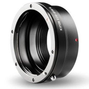 Kipon Adapter voor Canon EOS naar Canon EOS M