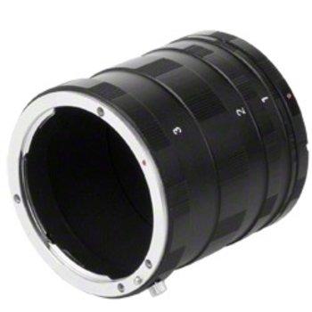 Walimex Tussenring Macro Set voor Canon