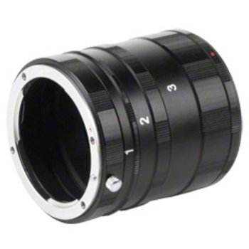 Walimex Macro Intermediate Ring Set for Nikon