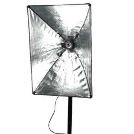 Walimex Daylight Kit 250 + Softbox, 40x60cm