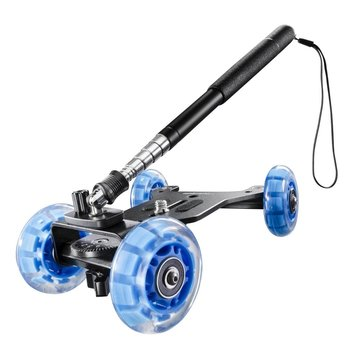 Walimex pro Telescopic Mini Dolly for DSLR