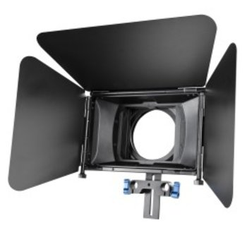 Walimex pro Matte Box zonnekap M2 voor DSLR beugel.