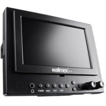Walimex pro LCD-scherm van 12,7 cm 5 Inch Video DSLR.