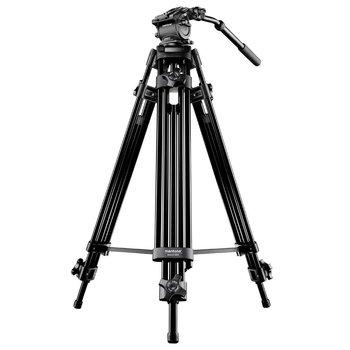 mantona Video Statief Dolomiet 1100, 133cm
