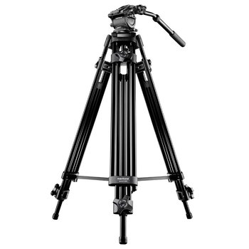 mantona Video Tripod Dolomit 1100, 133cm