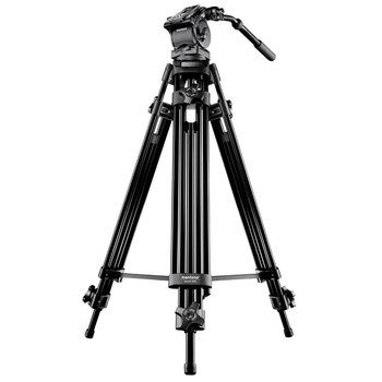mantona Video Tripod Dolomit 2200, 156cm