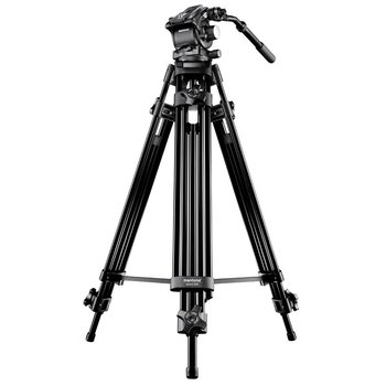 mantona Video Statief Dolomiet 3200, 156cm