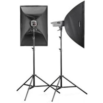 Walimex pro Studio Lighting Kit VE-150 XL Excellence