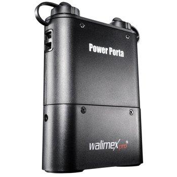 Walimex pro Powerblock Porta zwart Nikon