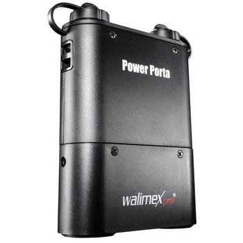 Walimex pro Powerblock Porta zwart Sony