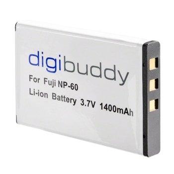 Walimex NP-60 Li-ion batterij voor Fuji 1400mAh.