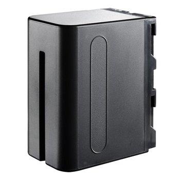 Walimex NP-F960 Li-ion batterij voor Sony, 6600mAh.