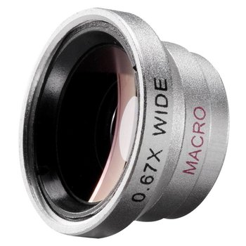 Walimex Macro and Wide Angle Lens for iPhone