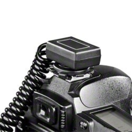 Walimex Double Spiral Flash Cable Olympus