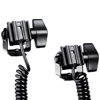 Walimex Double Spiral Flash Cable Sony